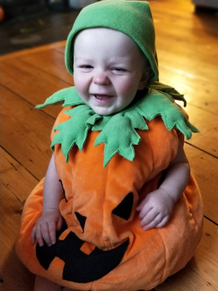 Happy Pumpkin