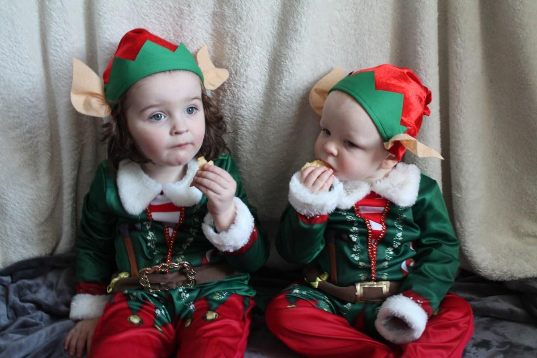 Asda Elf Costumes