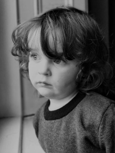 saying 'No' to a toddler