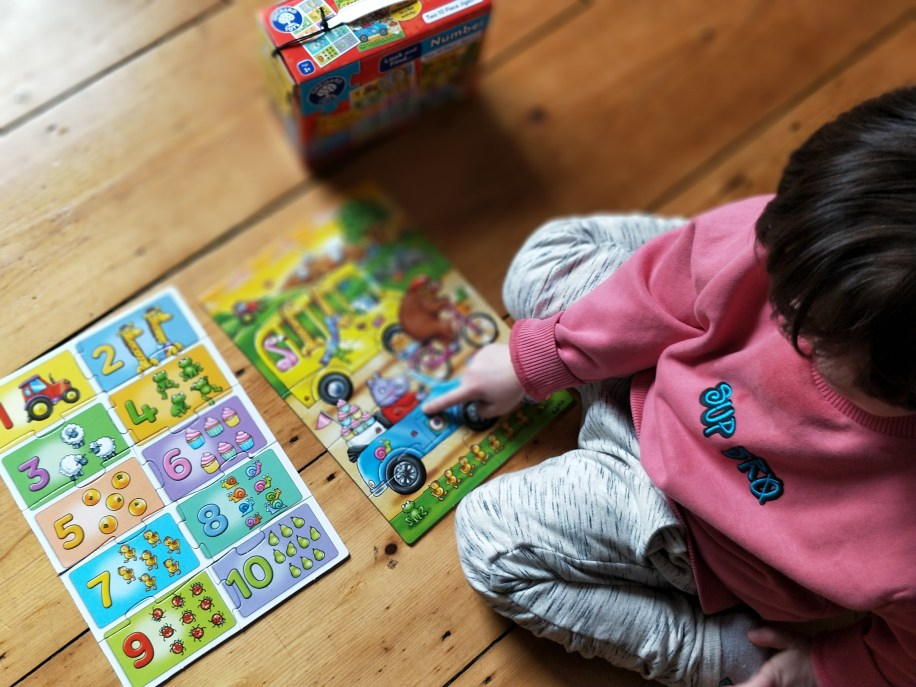 Look and Find Jigsaws Orchard Toys