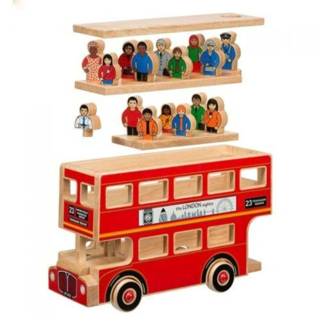 Lanka Kade Red Bus