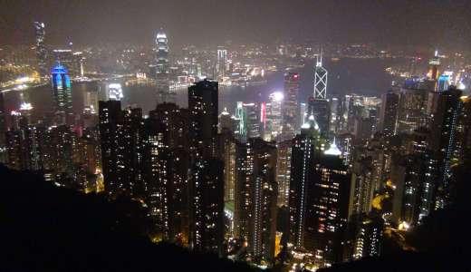 ジャッキーチェンに憧れて一人で香港にきてみた!そして、100万ドルの夜景を見てきたよ!
