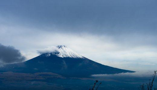 過酷なのか!?12月冬山富士山に挑戦してみた!心霊体験!?