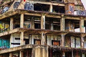 Deserted Hotel ALT
