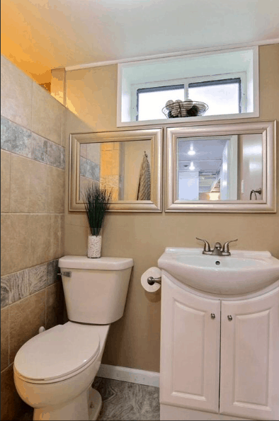 Remodel of a Small Bathroom
