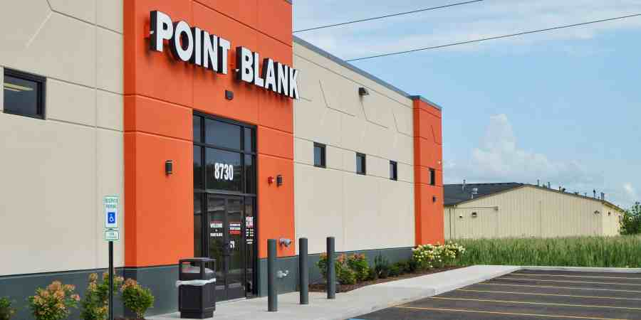 Point Blank Range and Gunshop