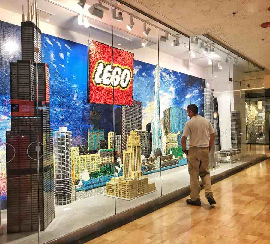Water Tower Place, Lego Store