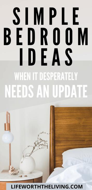 Simple Bedroom Ideas