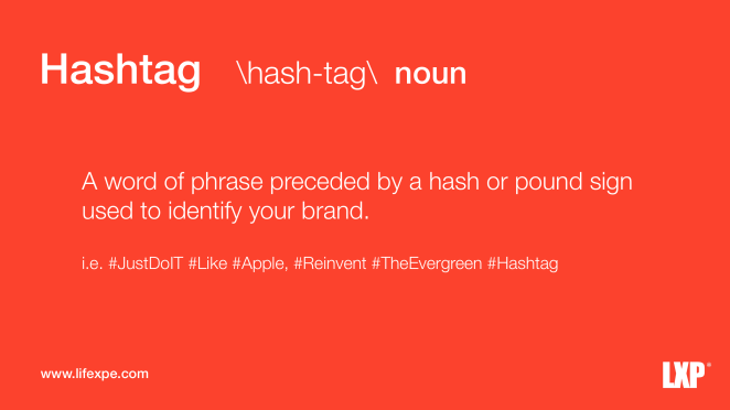 Hashtag Content Marketing Strategy Trends Today