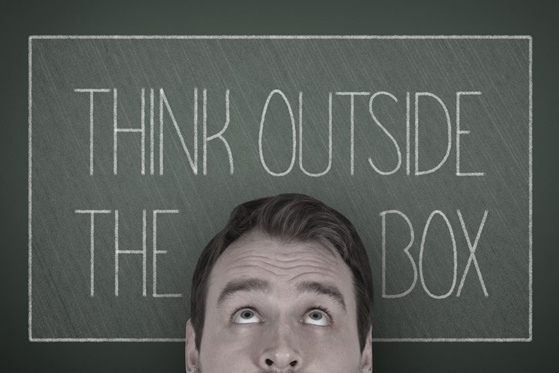 Think outside of the box for your marketing strategy