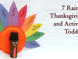 Colorful Thanksgiving Activities for Kids
