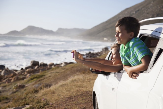What to pack for a road trip with your kids