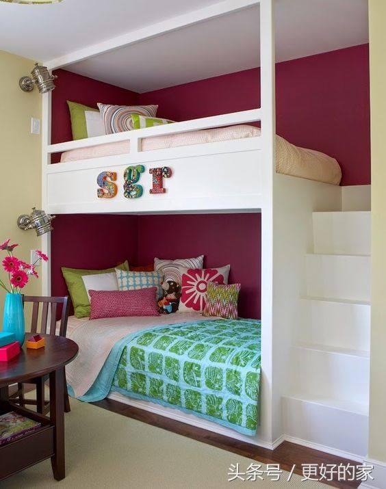 兒童房可以這樣玩?上下兒童床設計。安全又省空間。孩子爬上爬下不怕摔!   LifeZ 生活誌