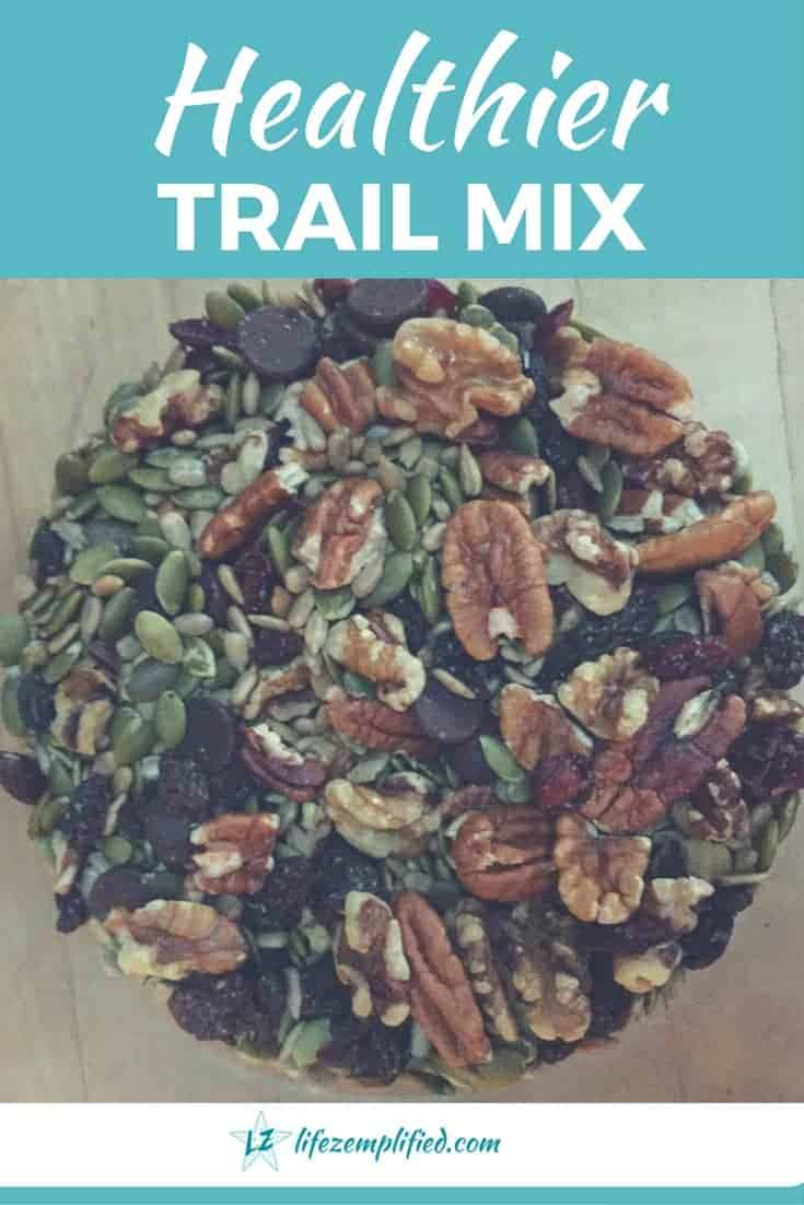 Tips, ideas, and knowledge on four of my favorite F-words - finance, fitness, food & fun.  This week, a homemade trail mix recipe too!
