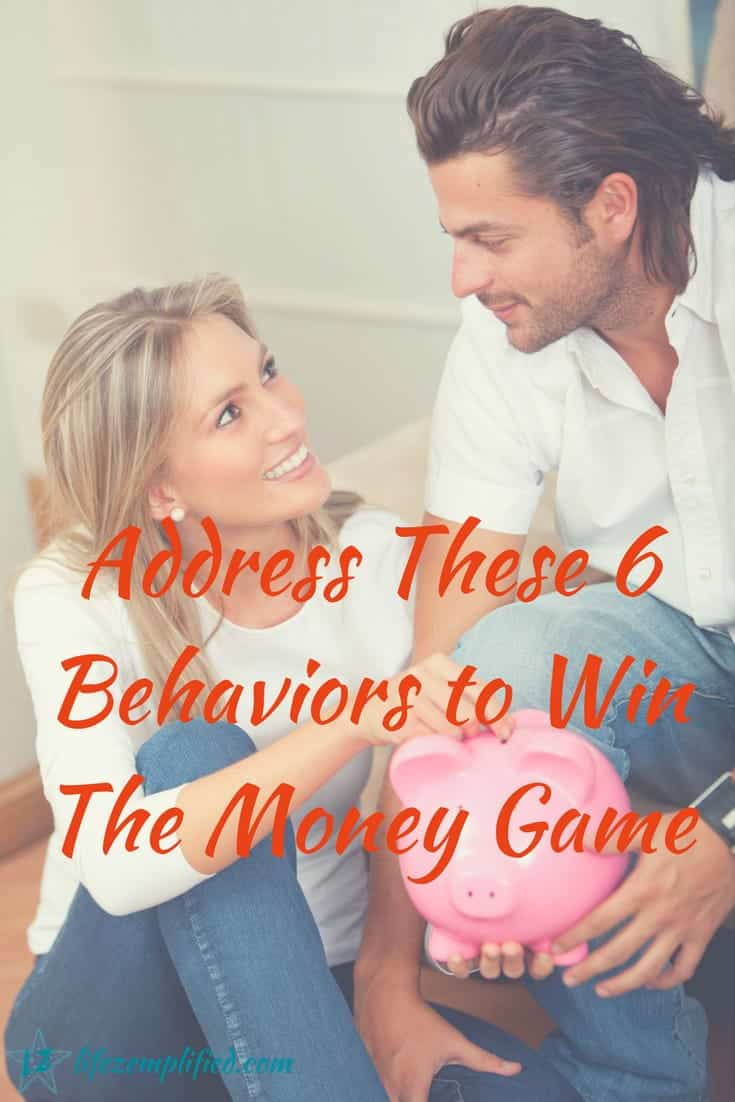 Behavioral science research suggests six behaviors hinder money management success. Fortunately, you hold the power to improve your financial proficiency.