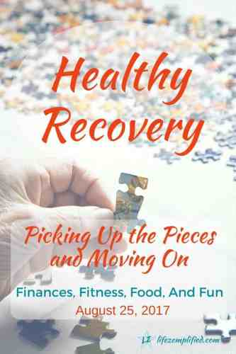 Recover from a setback more easily using these steps so you can pick up the pieces and move on