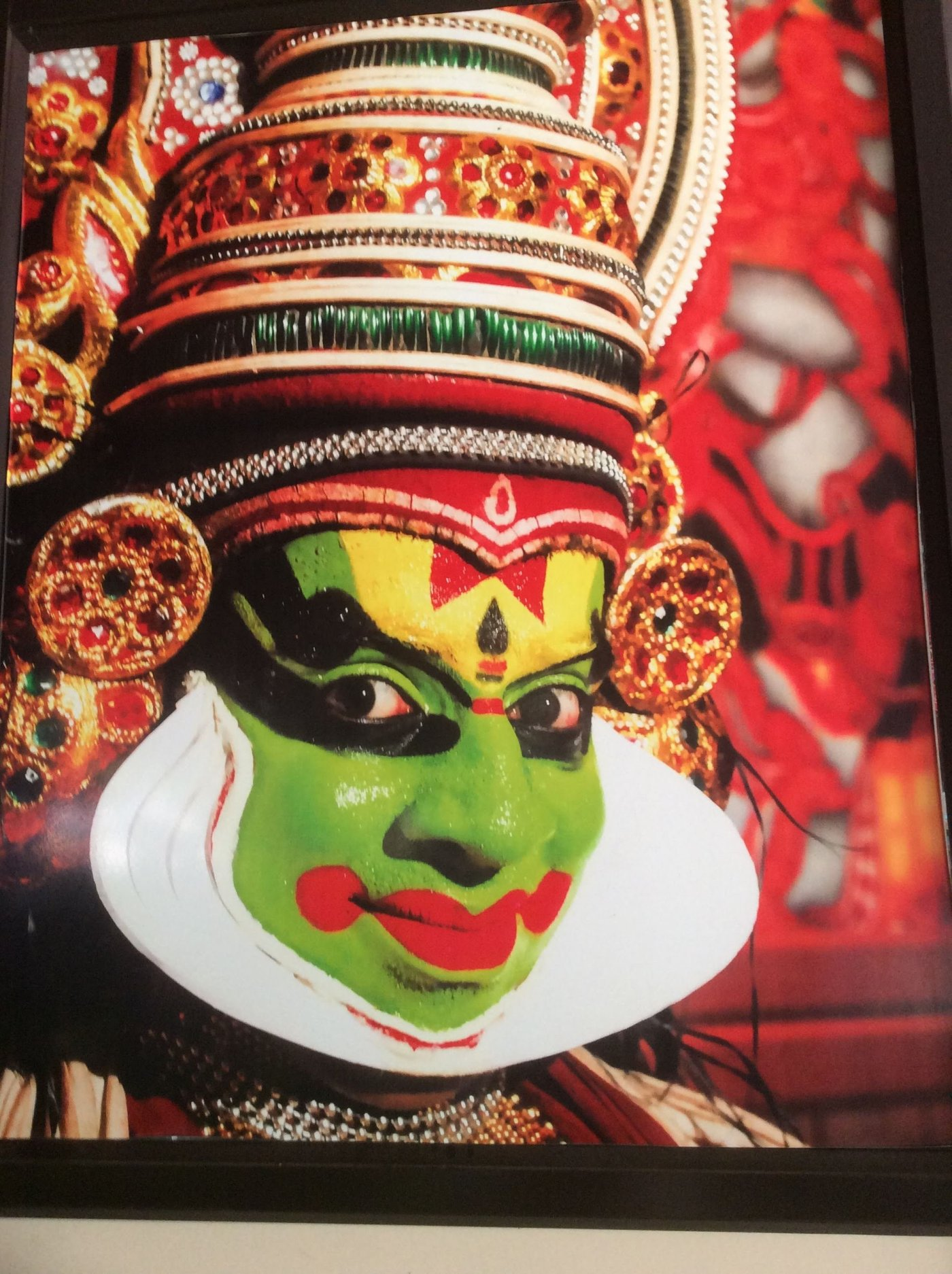 Kathakali mask Buy from God's own country