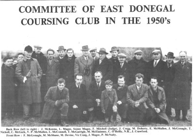 East Donegal Coursing Club