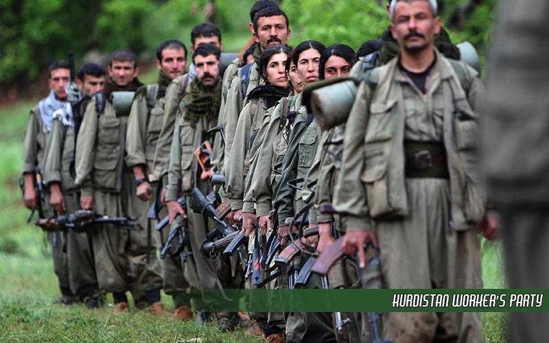 Worlds Dangerous Terrorist Groups