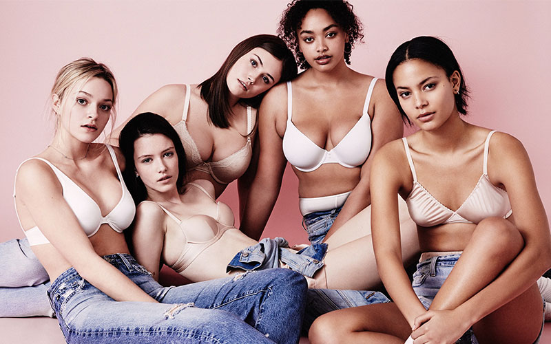 Usages of bra