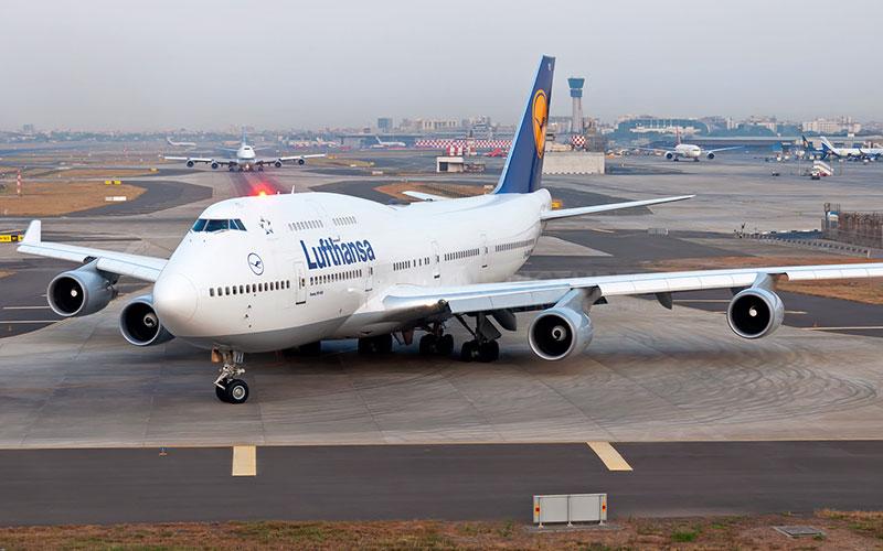 Airplane type