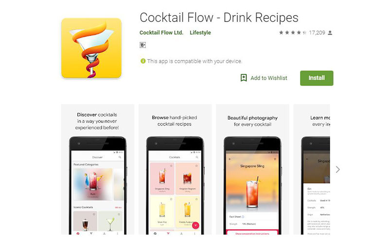 tech help for drinking