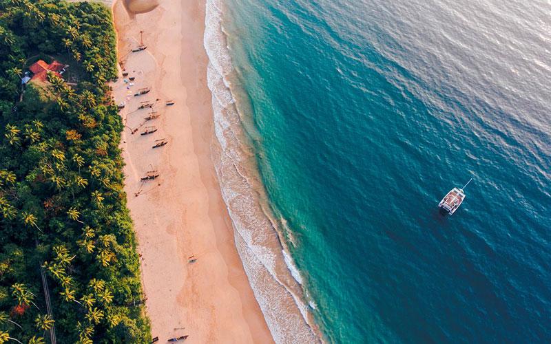 best destinations for single traveling in srilanka