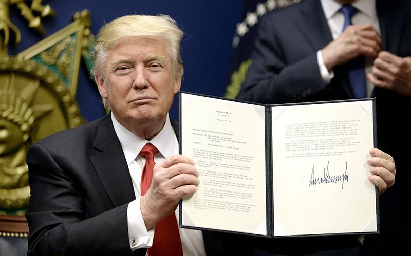 powers of US president