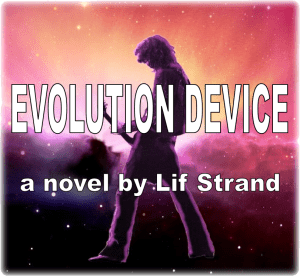Mock-up of Evolution Device cover