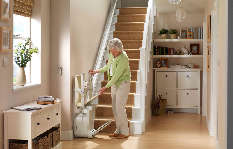 Stannah 600 – Straight Stairlifts – Liftability - Stairlifts, Hoists ...