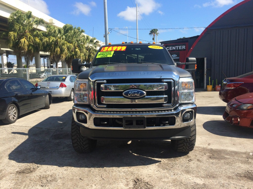 2005 Ford F350 Dually Lifted