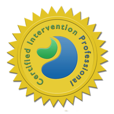 Certified Interventionist Seal