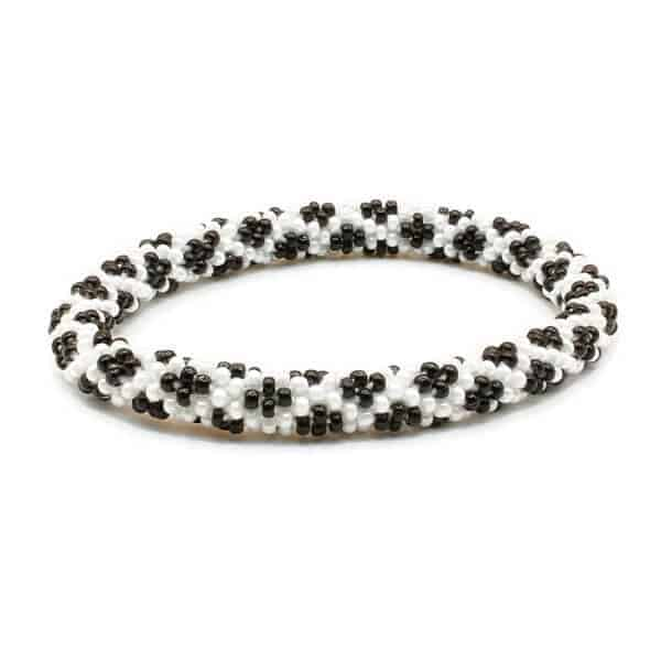Nepal Bracelets. Beaded Bracelet Handmade by Ramila Beads