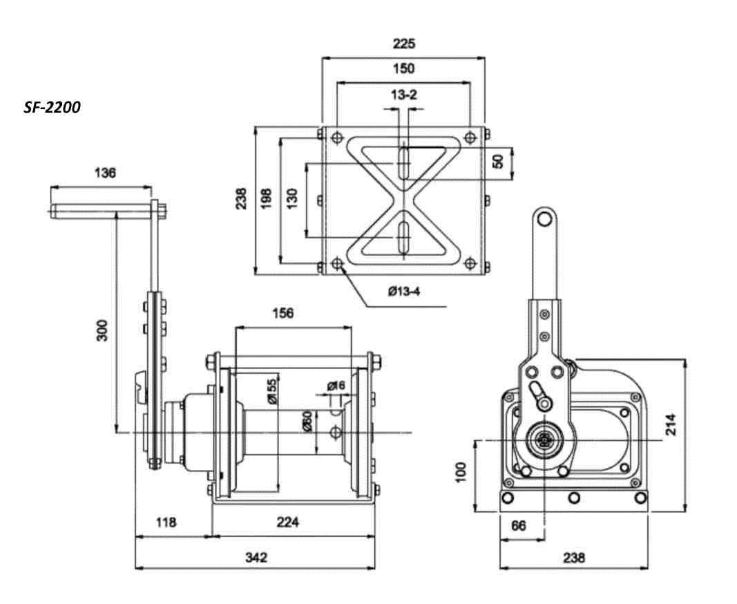Winch Wire Clamp