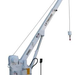Crane Parts Diagram 3 Ways Switch Wiring Liftmoore 2700 29 Images