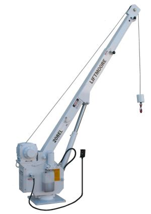Cranes | Action Fabrication and Truck Equipment