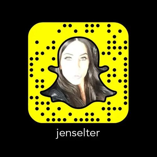 snapfame_jenselter_snapchat