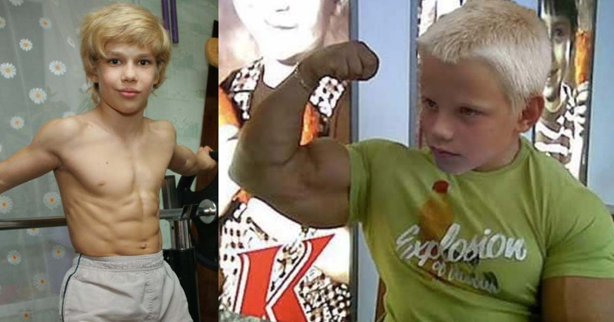 5 Strongest Kids in the World