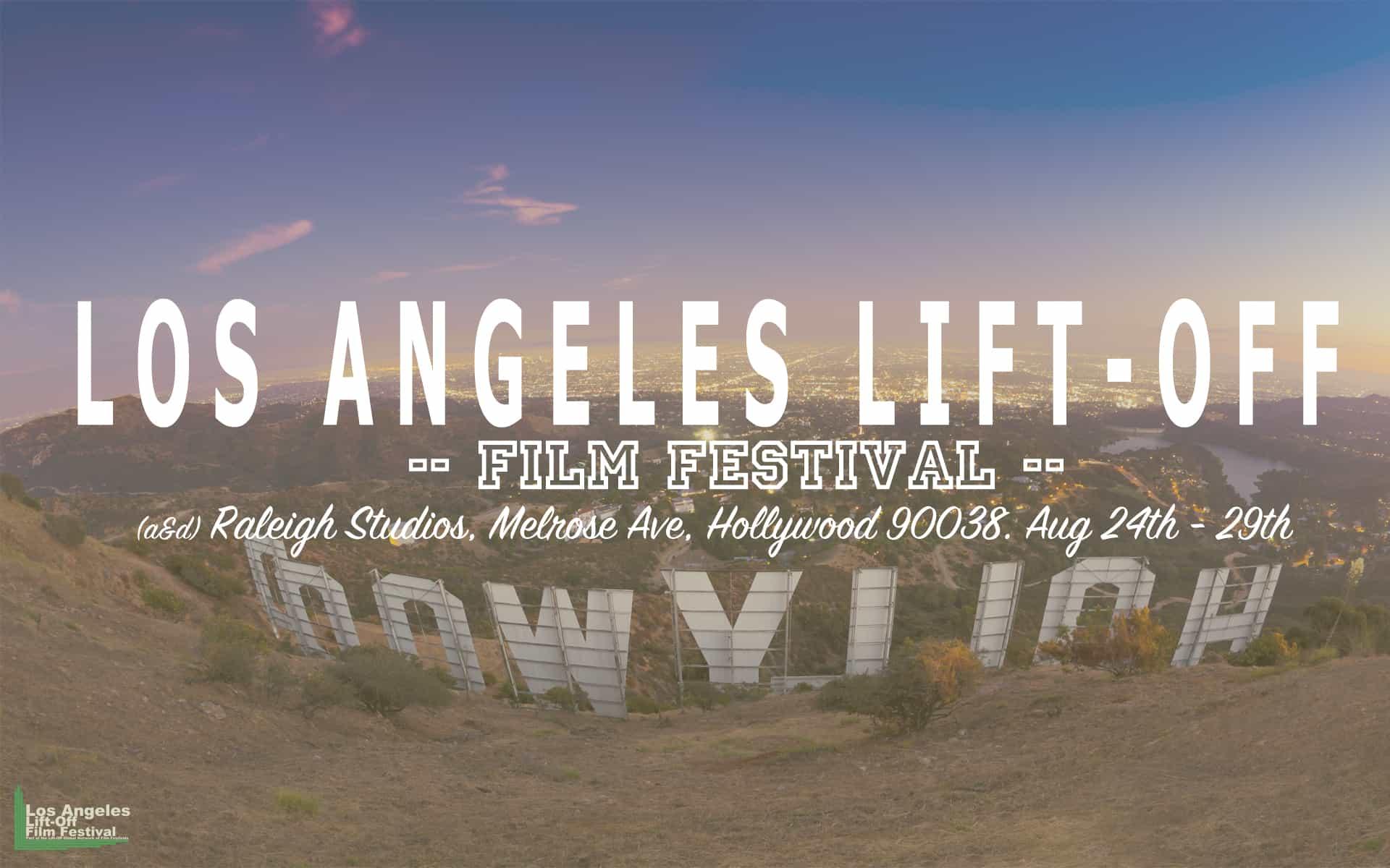 Los Angeles Lift-Off Film Festival 2015 Poster