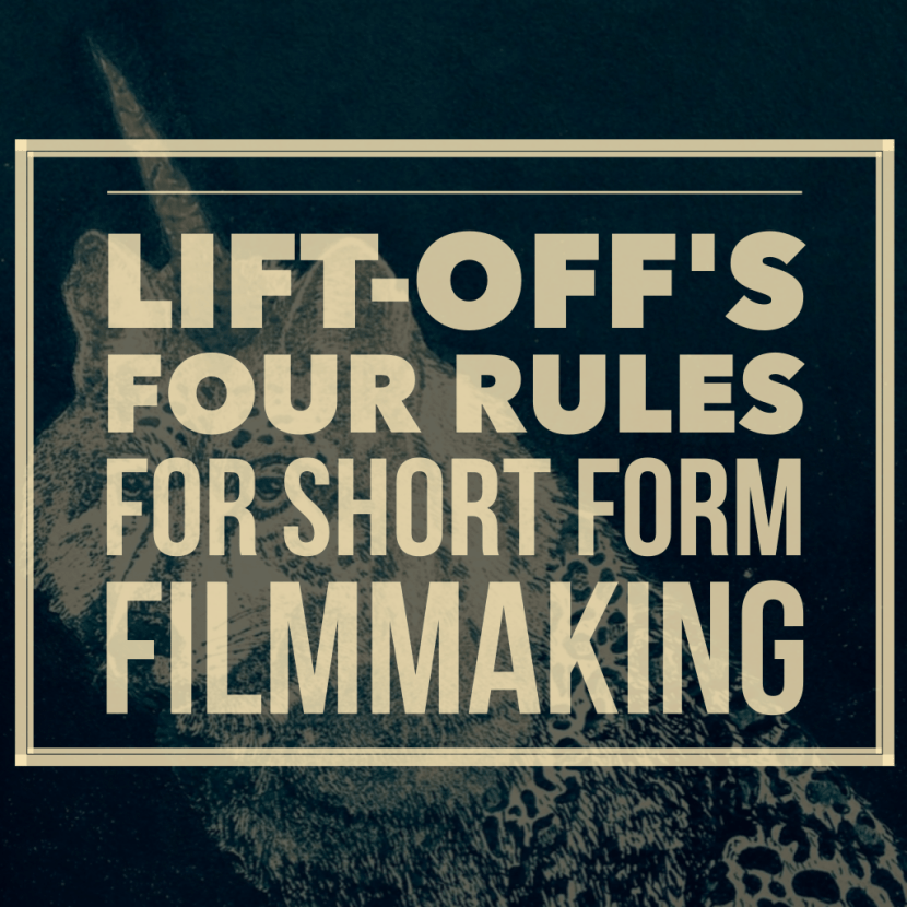 Perfect short film story structure | Lift-Off Global Network
