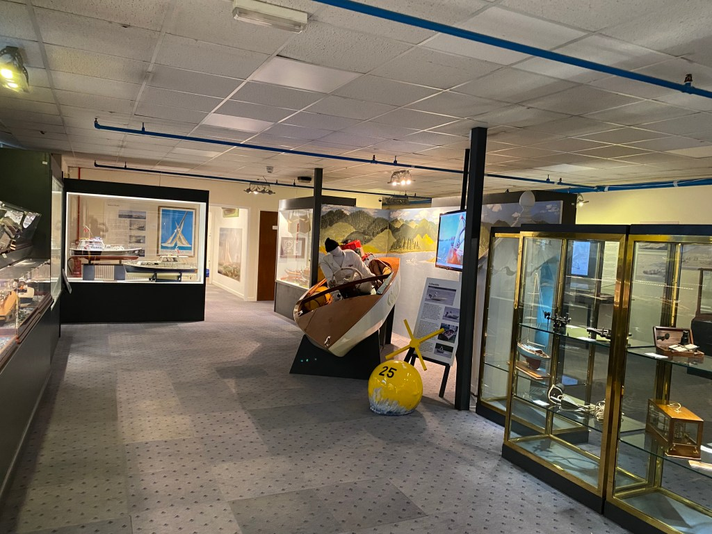 The Classic Boat Museum galleries