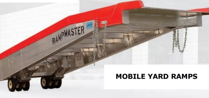 Rampmaster Mobile yard ramp