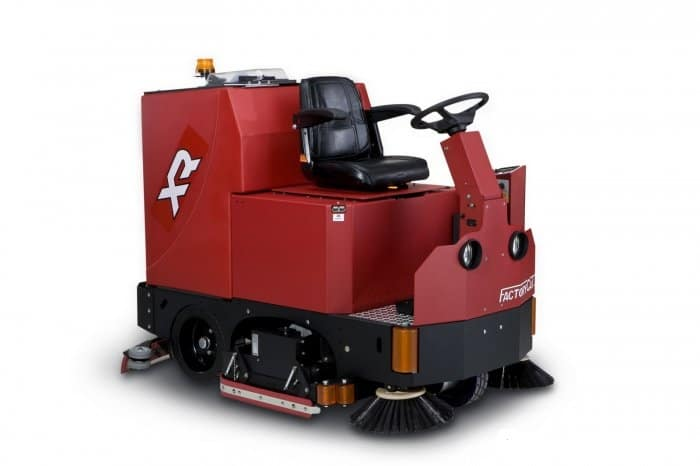Factory Cat XR Floor Scrubber