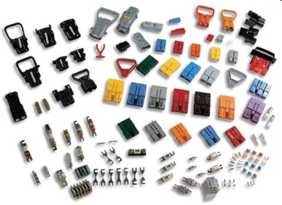 Battery Connectors - Fuses
