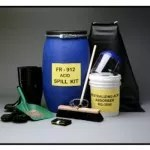 Battery Emergency Response Kit - 30 gallon container