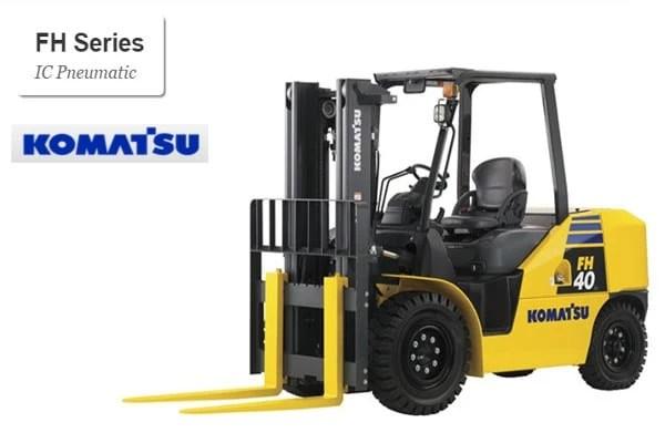 Komatsu FH series Diesel Pneumatic Forklift
