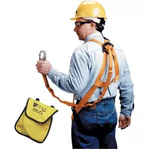 Fall Protection Lanyard harness