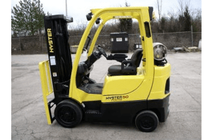 Used Forklifts</br>Hyster S50FT