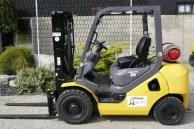 Komatsu FG25T-16 Used Forklift