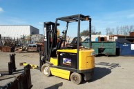 Used Yale Electric Forklift